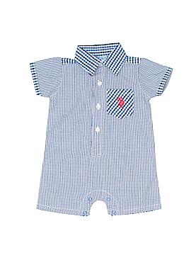 U.S. Polo Assn. Short Sleeve Outfit Size 3-6 mo