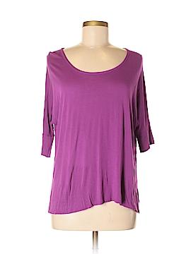 Adriano Goldschmied 3/4 Sleeve T-Shirt Size XS