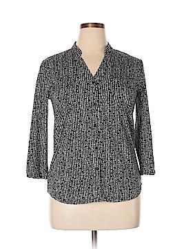 Verve 3/4 Sleeve Blouse Size L