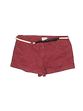 I Love H81 Khaki Shorts 25 Waist