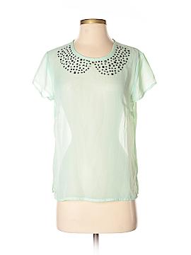 Delia's Short Sleeve Blouse Size M