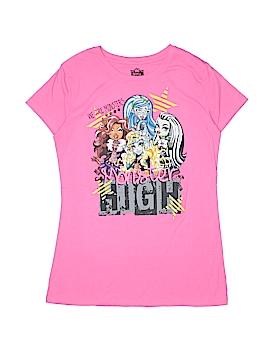 Monster High Short Sleeve T-Shirt Size 14 - 16