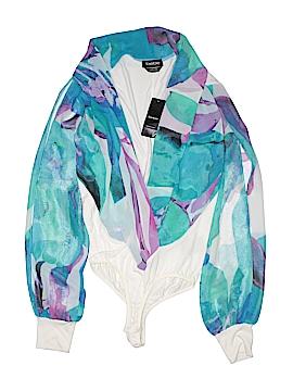 Bebe Long Sleeve Blouse Size S (Petite)