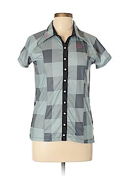 Fox Short Sleeve Blouse Size L