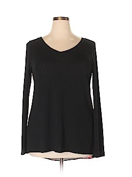 Le Lis Long Sleeve T-Shirt Size XXL