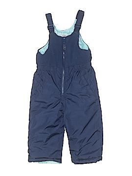 OshKosh B'gosh Snow Pants With Bib Size 18 mo