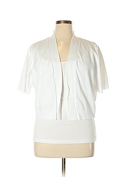 Roz & Ali Cardigan Size 3X (Plus)