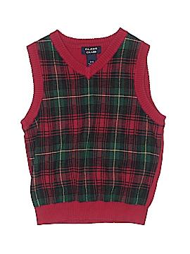 Class Club Sweater Vest Size 8 - 10