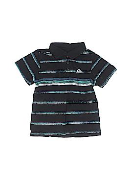 Quiksilver Short Sleeve Polo Size 5