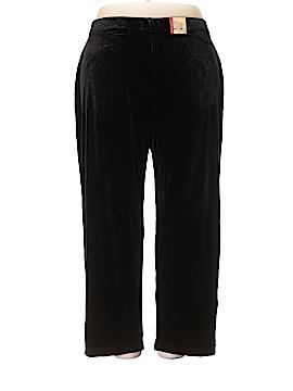 Avenue Velour Pants Size 30 (Plus)