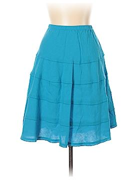 Soft Surroundings Casual Skirt Size M (Petite)