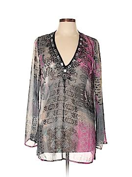 Raviya Long Sleeve Blouse Size L