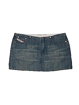 Diesel Denim Skirt 29 Waist