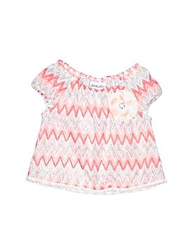Little Lass Short Sleeve Blouse Size 18 mo