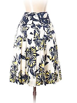 Etcetera Silk Skirt Size 4