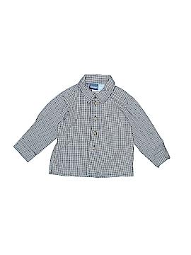 Great Guy Long Sleeve Button-Down Shirt Size 18 mo