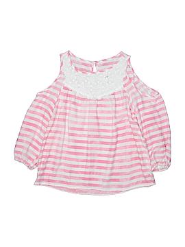 Abercrombie 3/4 Sleeve Blouse Size 14