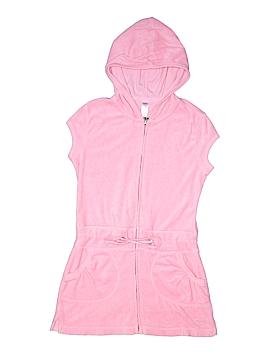 Justice Fleece Jacket Size 10