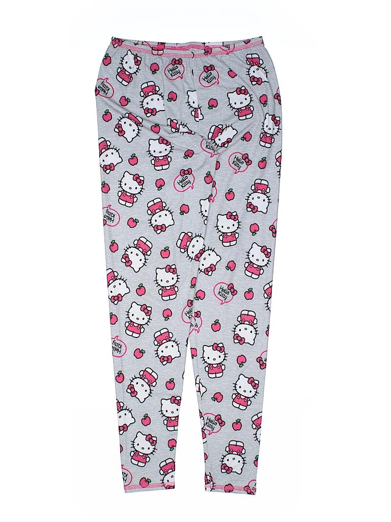 4b287d4d8 Hello Kitty Print Gray Leggings Size L (Kids) - 33% off | thredUP
