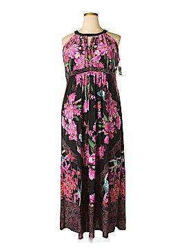 INC International Concepts Casual Dress Size 2X (Plus)