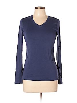 Ellen Tracy Long Sleeve T-Shirt Size M
