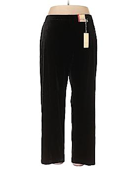 Avenue Velour Pants Size 26 (Plus)
