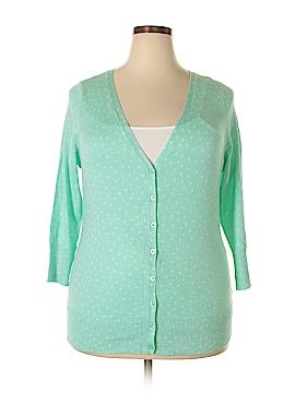 Iris Singer Collection Cardigan Size 4X (Plus)