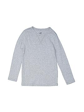 H&M Long Sleeve T-Shirt Size 4 - 6
