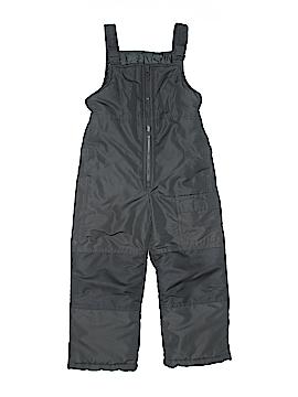 London Fog Snow Pants With Bib Size 7