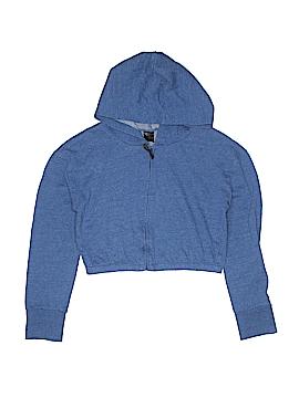 Zella Girl Zip Up Hoodie Size 14