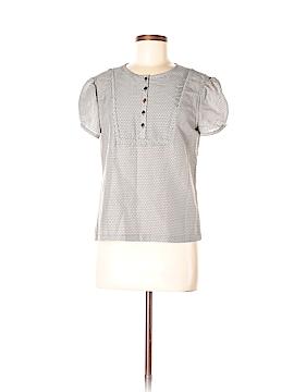 Faconnable Short Sleeve Blouse Size M