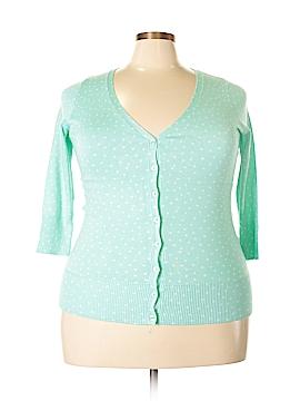 Iris Singer Collection Cardigan Size 3X (Plus)