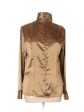 Linda Lundstrom Long Sleeve Blouse Size 12