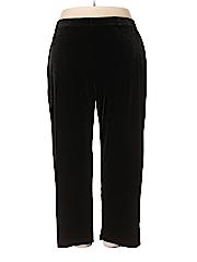 Avenue Women Velour Pants Size 30 - 32 Plus (Plus)