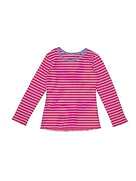 Garnet Hill Long Sleeve T-Shirt Size M (Kids)