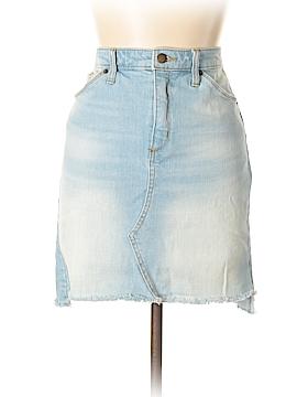 Target Denim Skirt Size 10