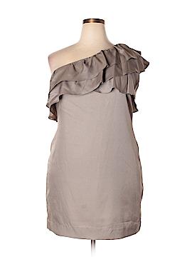 Boston Proper Casual Dress Size 18 (Plus)