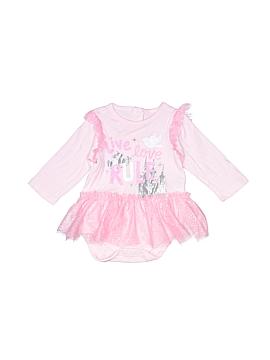 Disney Baby Long Sleeve Onesie Size 6-9 mo