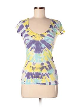 Stranded Short Sleeve T-Shirt Size XS