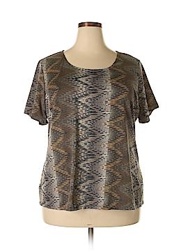 Elementz Short Sleeve T-Shirt Size 2X (Plus)