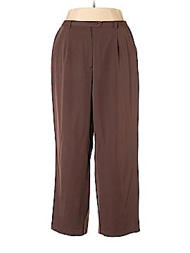 Sag Harbor Dress Pants Size 18w (Plus)