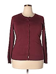 Cielo Women Cardigan Size 2X (Plus)