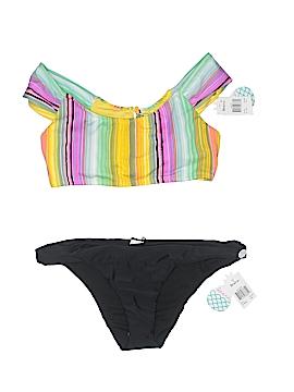 Raisins Two Piece Swimsuit Size L