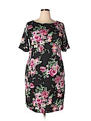 Karen Scott Sport Women Casual Dress Size 1X (Plus)
