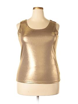 Erin London Sleeveless Top Size L