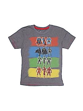 Justice League Short Sleeve T-Shirt Size 6
