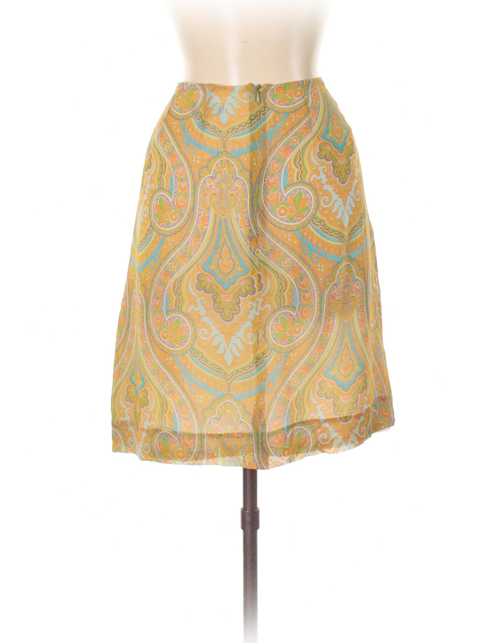 Burberry Boutique Boutique Burberry Silk Silk Skirt nqPYzxawH