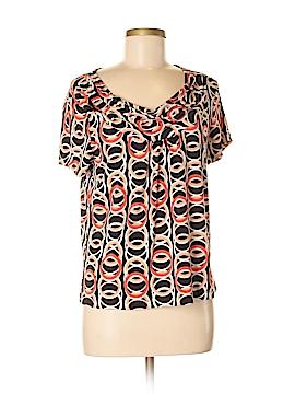 Rafaella Short Sleeve Top Size M (Petite)