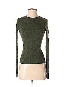 Henri Bendel Cashmere Pullover Sweater Size XS