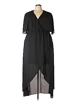 Melissa Casual Dress Size 2X (Plus)